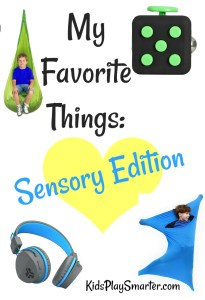 Find out which ideas, products, and tips are the best for sensory needs in children.