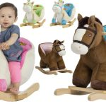 Best Plush Rocking Horses Animals W Seats For Babies Toddlers Kids Rocking Horse Toys