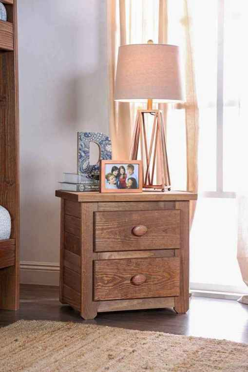 twin over Twin Bunk Bed with Staircase Storage-nightstand - kidsroom.vip