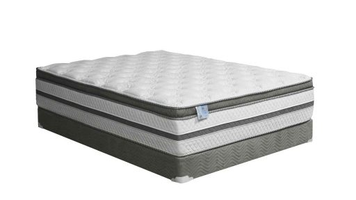 """Presidential"" 16″ Luxury Euro Pillow Top Hybrid Mattress"