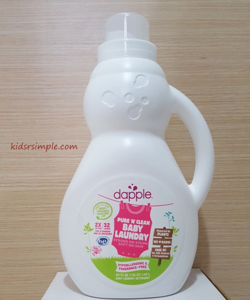 Dapple Laundry Detergent