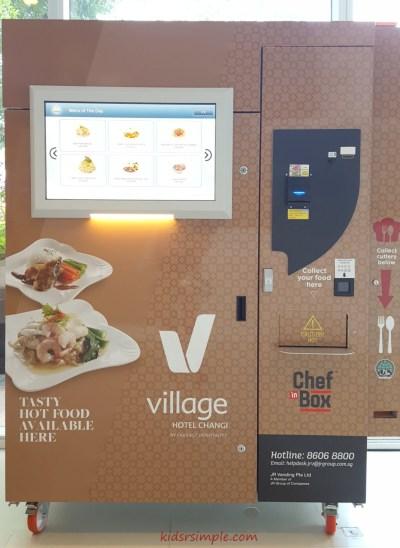 VHC Vending machine1