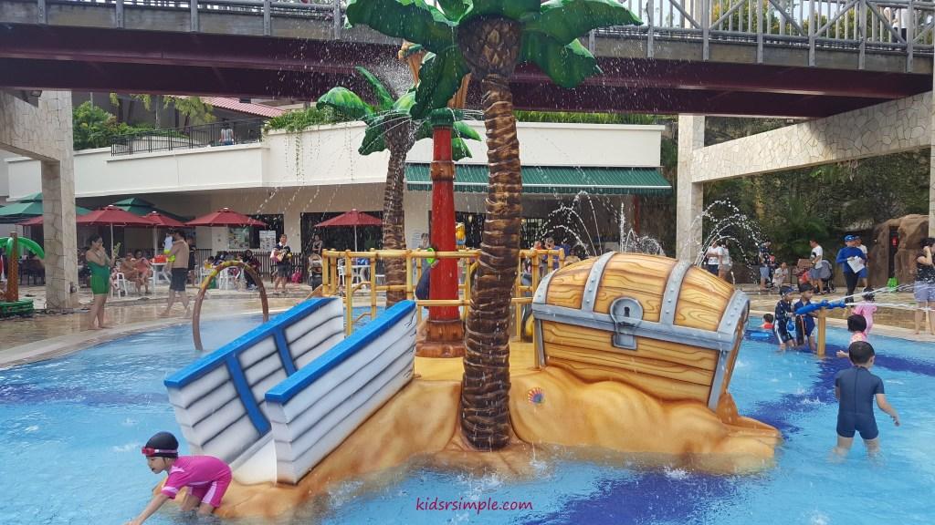 Safra Yishun Pool Pirate