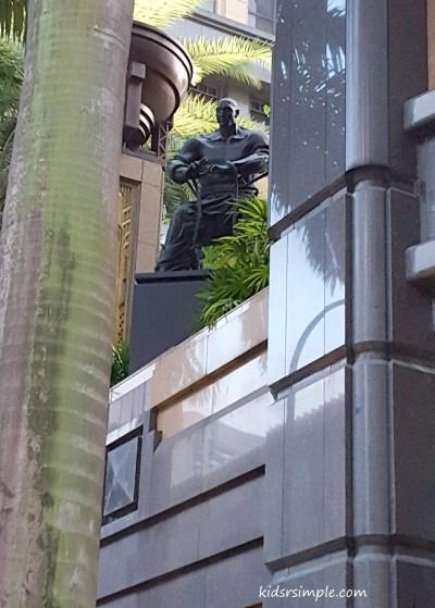 Sculpture @ Parkview Square 2