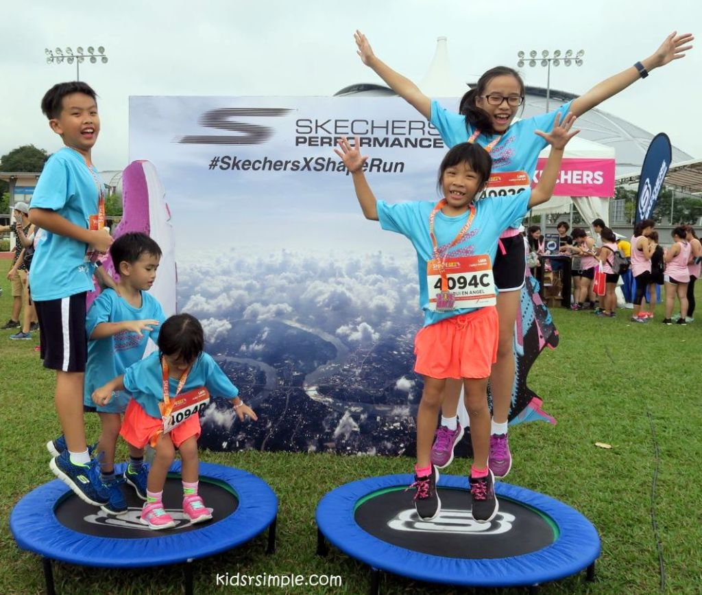 Skechers Booth