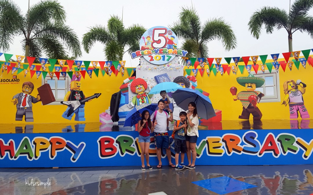 Legoland Malaysia – 5th Brick-Versary + Water Theme Park Review