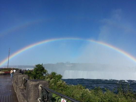 The Niagara Falls
