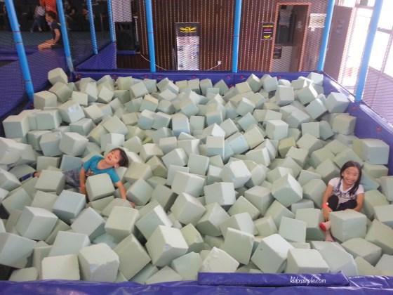 Foam Pit1