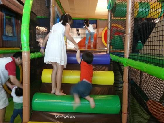 Canopy Playground 12