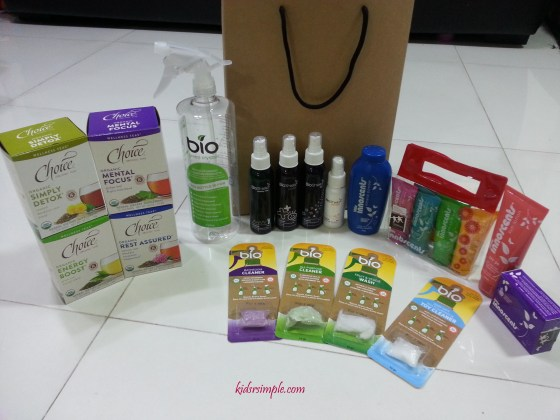 AO&N Care Package