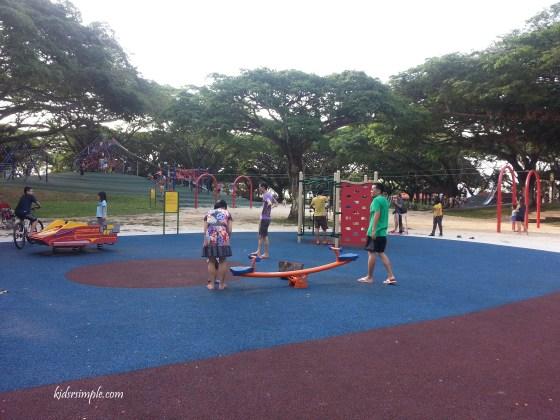 Pasir Ris Park - Playground4