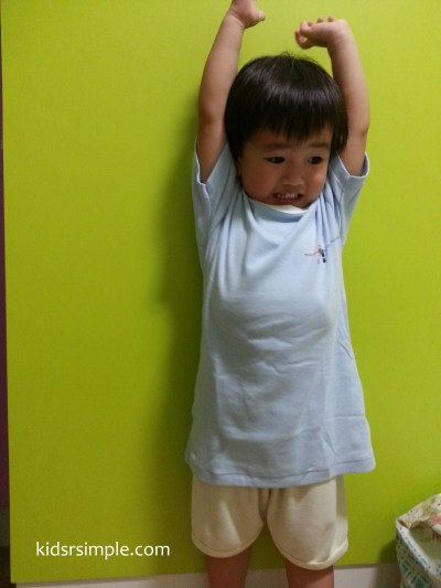 Shirt boy