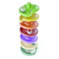 Spiral tower ballen quercetti