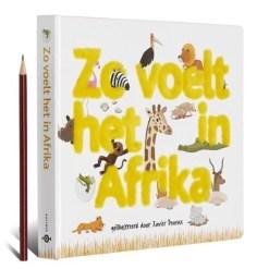 boek over afrika