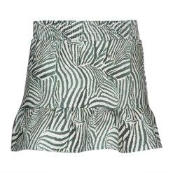 rokje meisjes zebra print