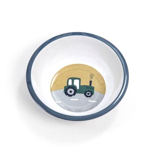 schaaltje tractor