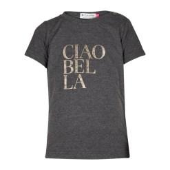 t shirt kiezeltje ciao bella