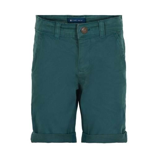 chino shorts groen korte broek