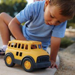 duurzaam speelgoed auto