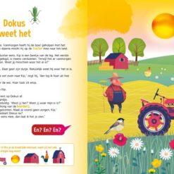 zaklamp kinderboek boerderij