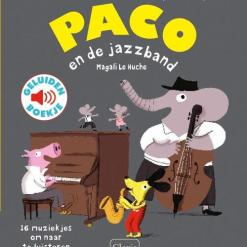 boek over jazz kinderen