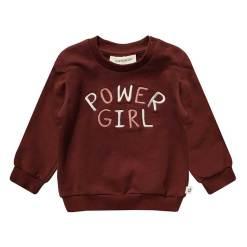 power girl sweater