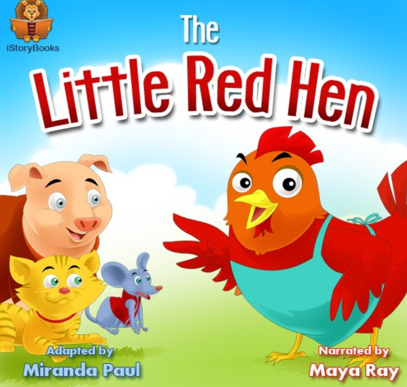 Summary Of The Little Red Hen
