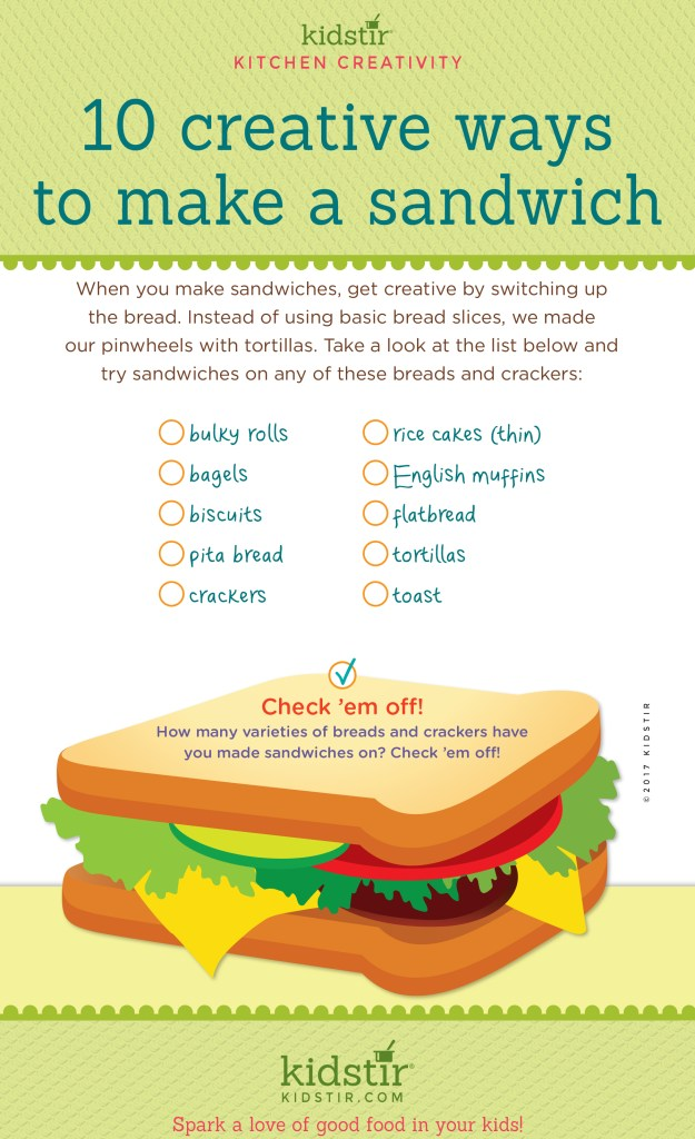 Kids World Cheeses Infographic