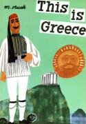 Children's books about Travel: The cover of the book This is Greece