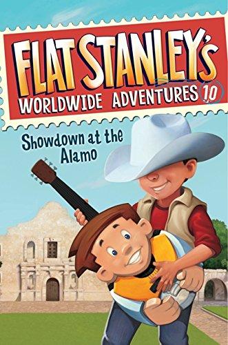 Flat-Stanleys-Worldwide-Adventures-10-Showdown-at-the-Alamo-0