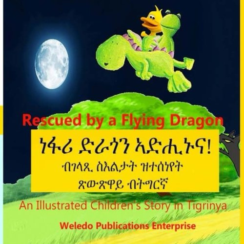 Rescued-by-a-Flying-Dragon-An-Illustrated-Childrens-Story-in-Tigrinya-Tigrinya-Edition-0