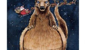 Christmas In Australia Book.John Williamson S Christmas In Australia Kidstravelbooks