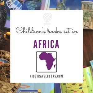 Children's books Africa