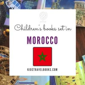 Morocco Children's books