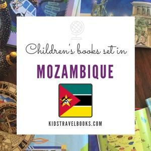 Mozambique Children's books
