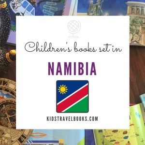 Namibia Children's book