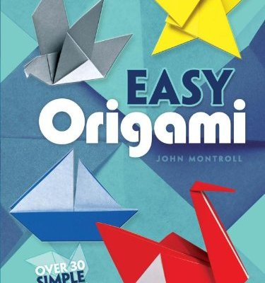 Easy-Origami-Dover-Origami-Papercraftover-30-simple-projects-0