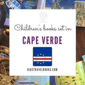 Children's books Cape Verde #kidstravelbooks #kidlit