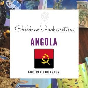 Children's books Angola #kidstravelbooks #kidslit