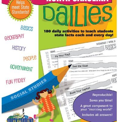 North-Carolina-Dailies-180-Daily-Activities-for-Kids-State-Experience-0