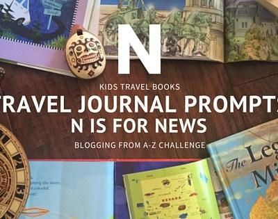 N is for News {FREE Printable}