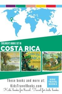 Children's books set in Costa Rica