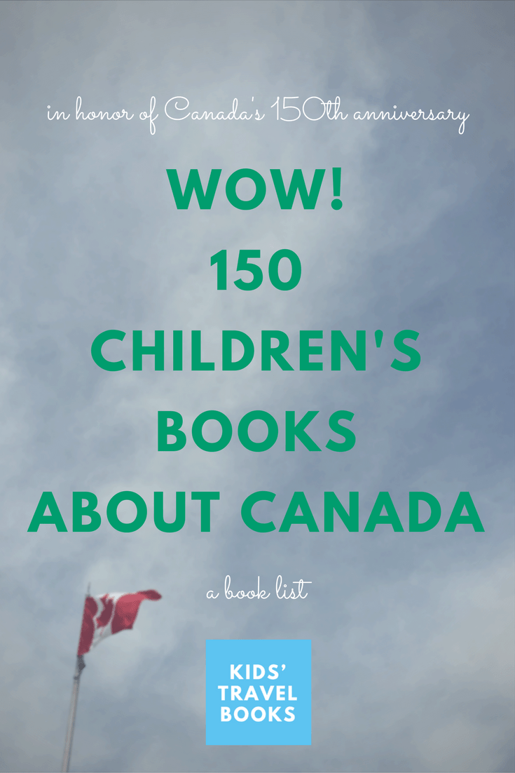Children's books about Canada