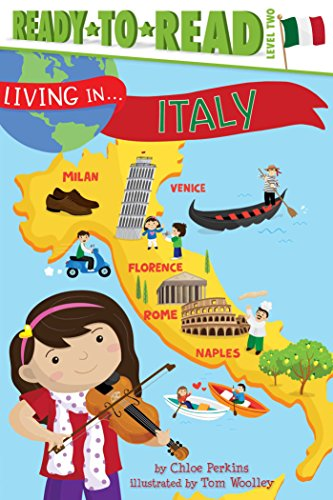 Early Reader's book Italy: Living in... Italy