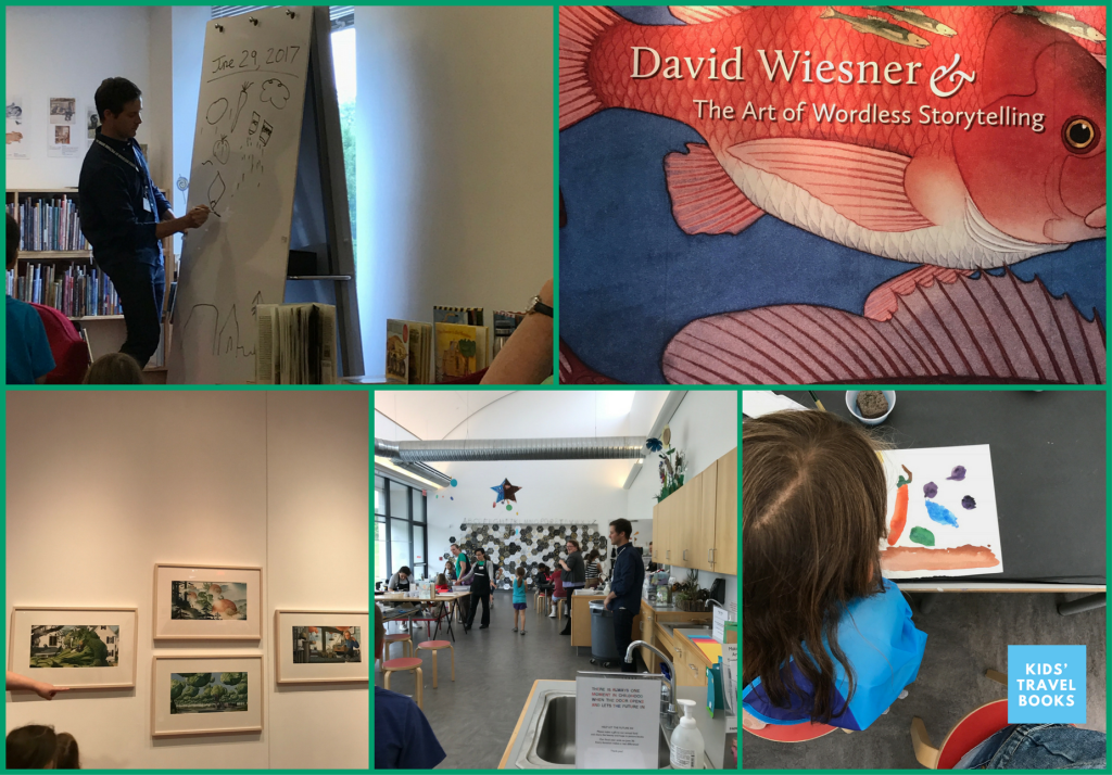 Story Time at the Eric Carle Museum of Picture Book Art