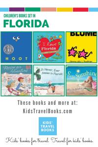 Children's books set in Florida