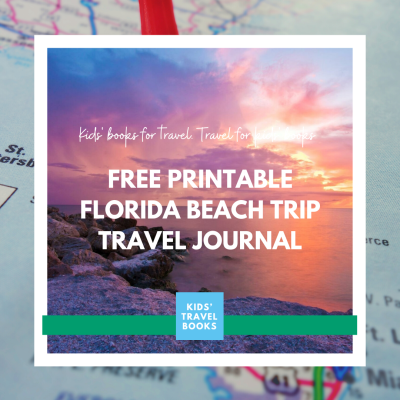 Florida Beach Spring Break Travel Journal – Free Printable