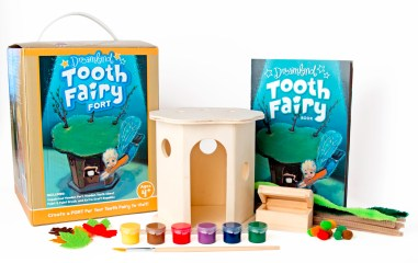 Tooth Fairy Fort ($24.99)