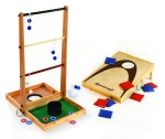 Win a foldable ladderball game!
