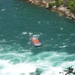 Experience the Whirlpool Wet Jet Tours in Niagara Falls